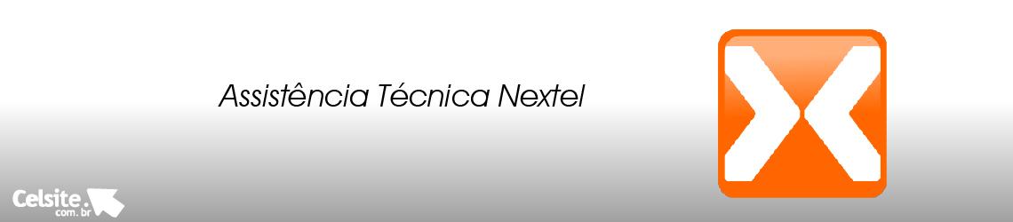 Assistência Técnica Nextel