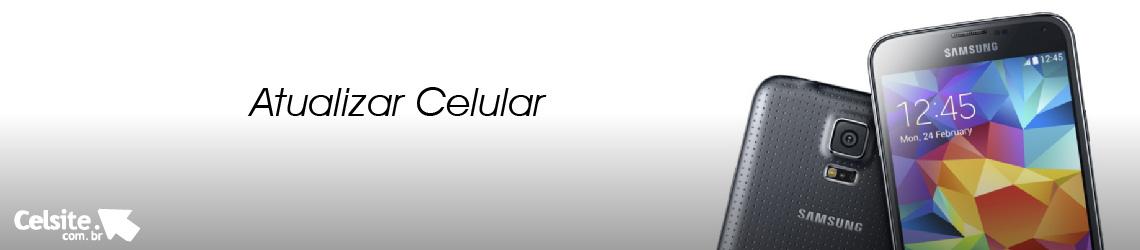 Atualizar Celular