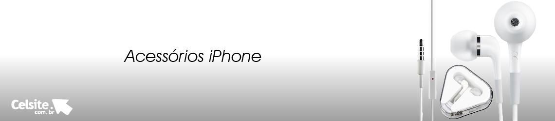Acessórios iPhone